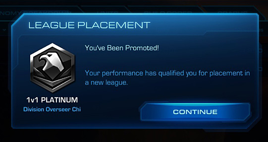Platinum league