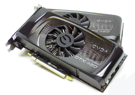 New video card - GTX460