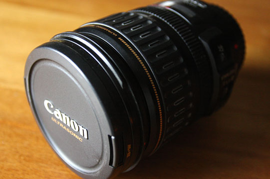 Canon 28-135 IS