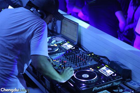 Xiong Mao DJ Shadow