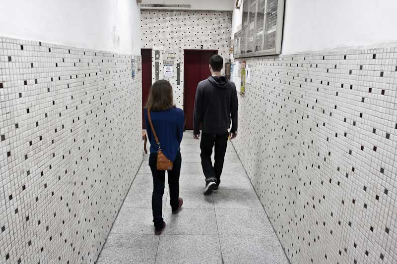 Cassady's Hallway