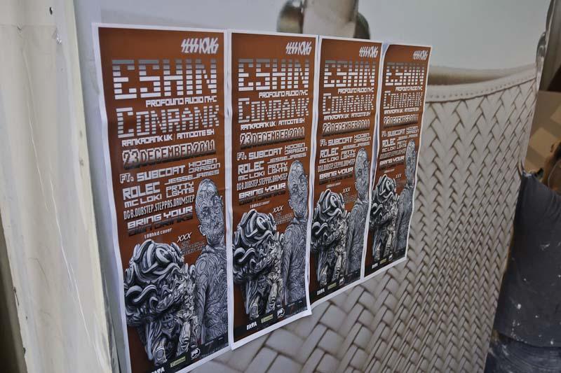 Conrank flyers