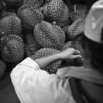 Durian in the Market