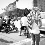 Sunny Chengdu Street