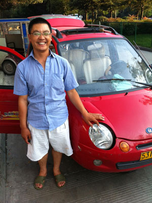 Chengdu driver