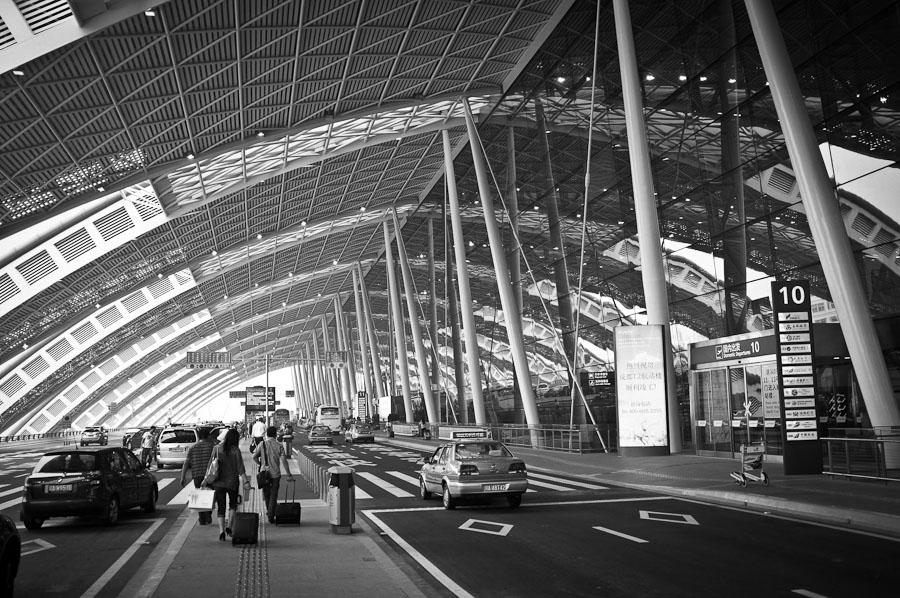 Chengdu New Airport Terminal