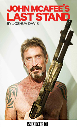 McAfee's Last Stand