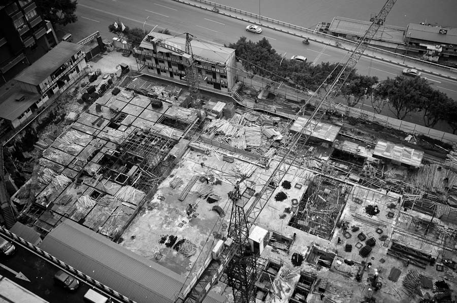 Chongqing-Construction