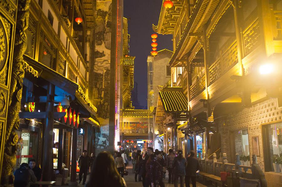 Chongqing-Street