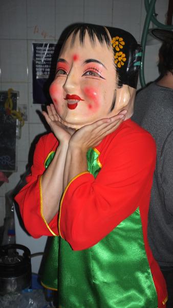 Halloween at Dojo