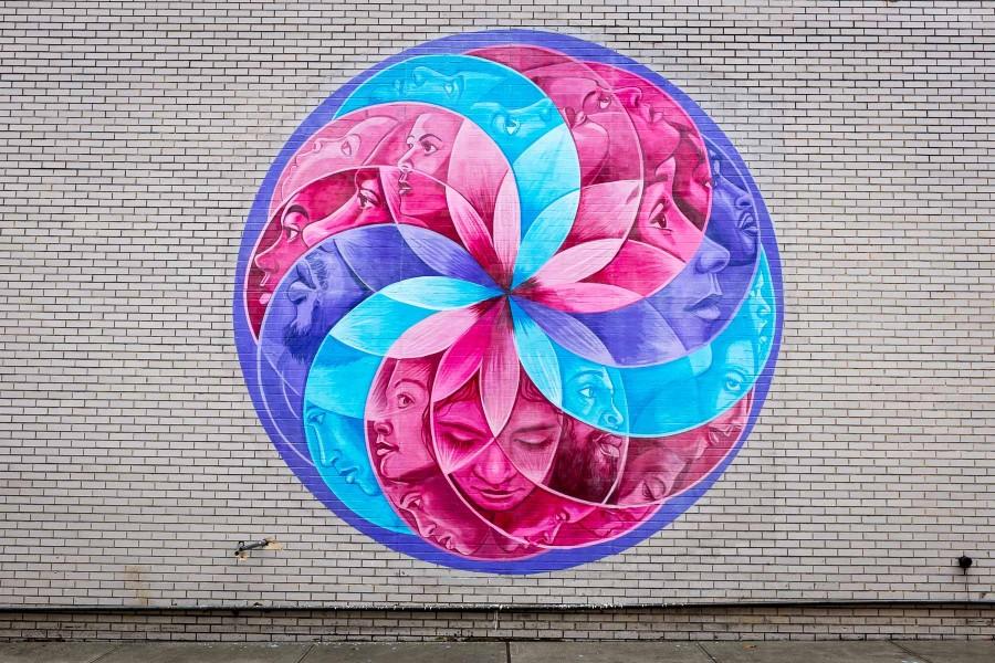 Brooklyn Community Mural 2