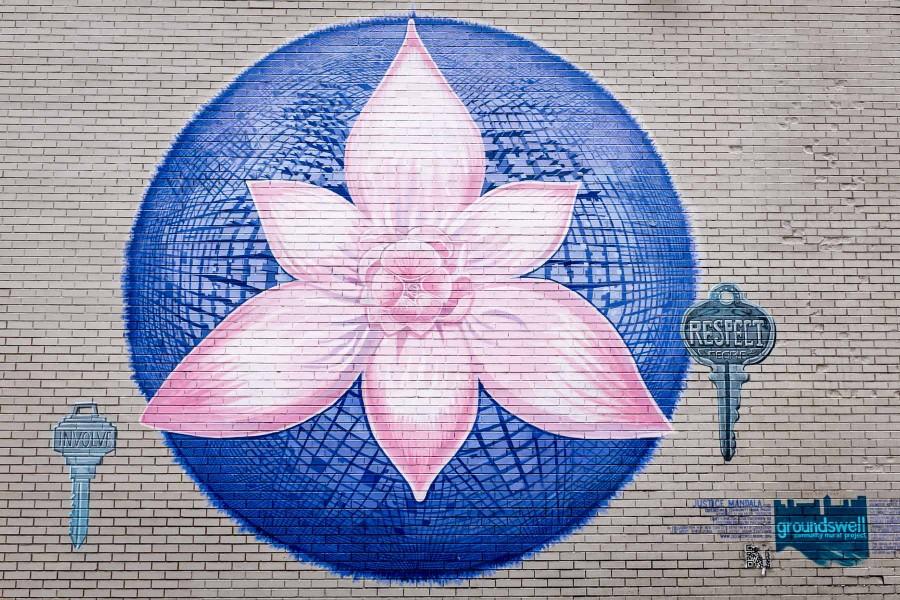 Brooklyn Community Mural 4
