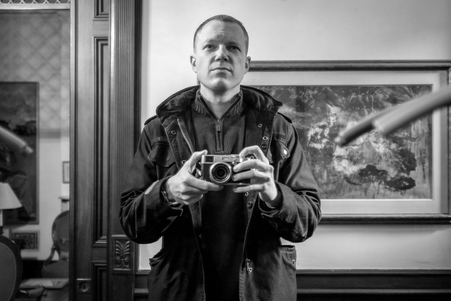 Brooklyn Self Portrait