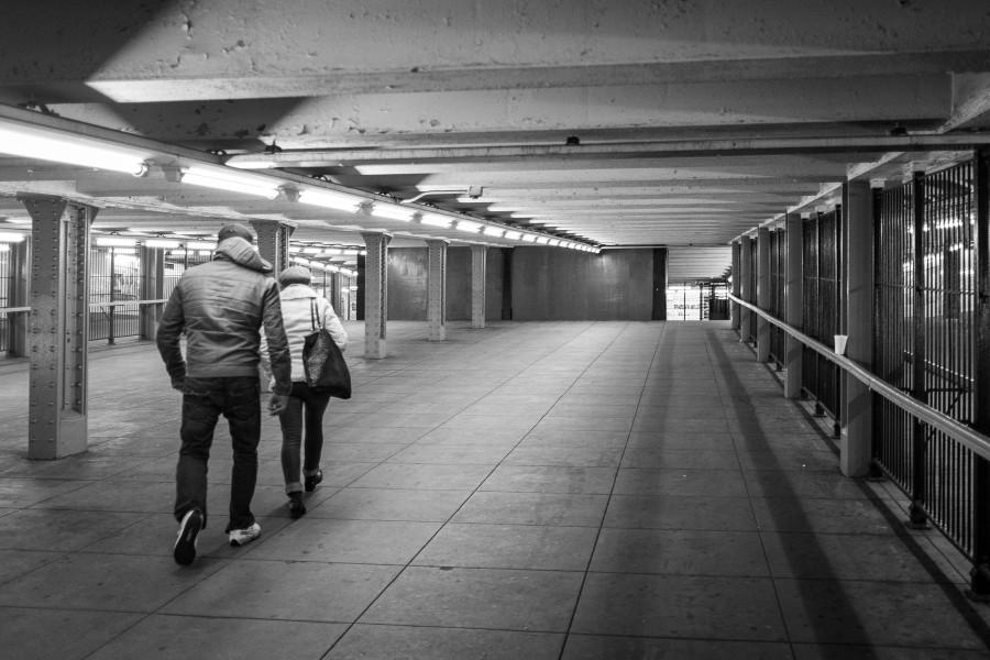 Brooklyn Subway Station