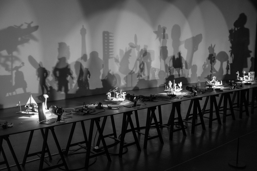 Shadow Exhibit