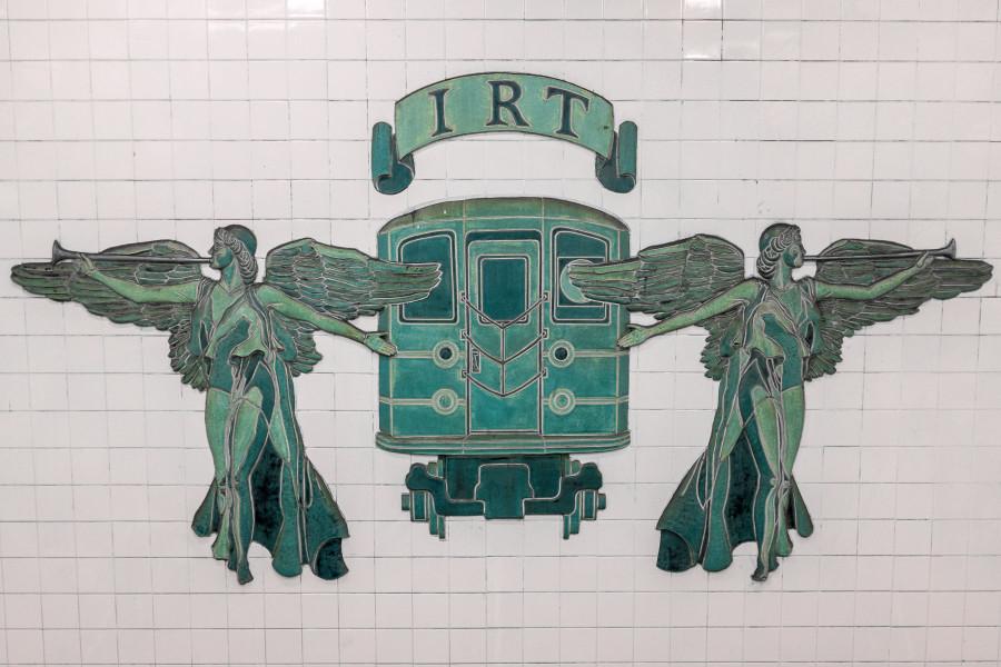 NYC IRT Logo
