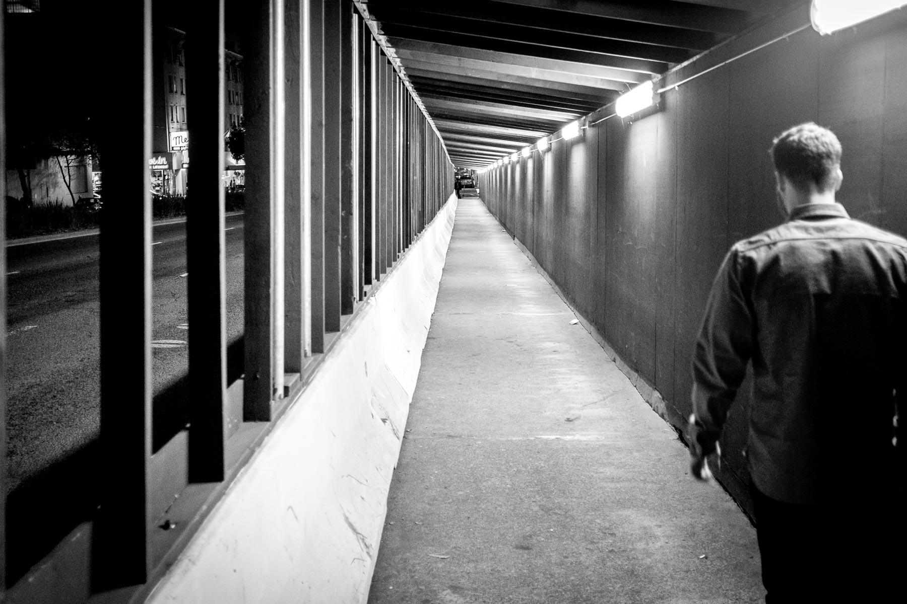 Justin Walkway