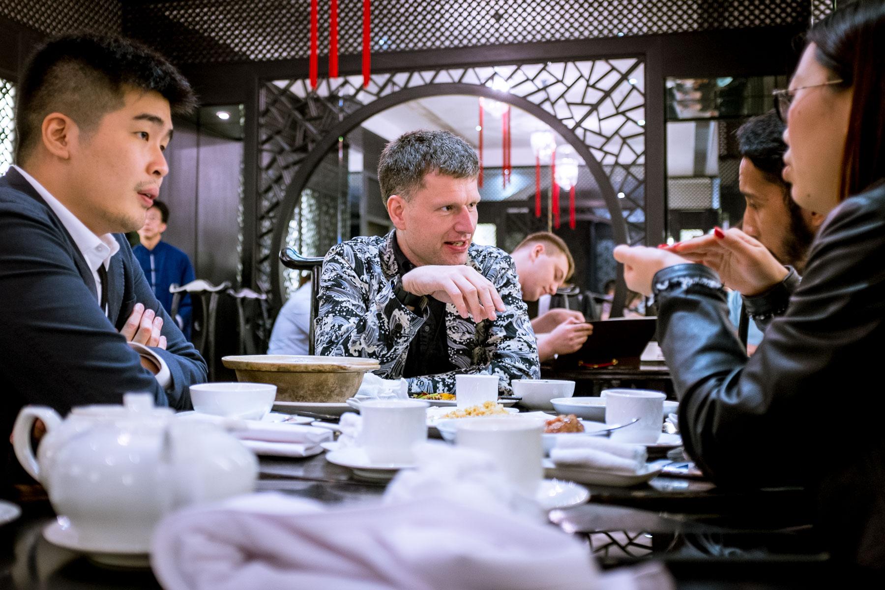 Beijing Dinner 2