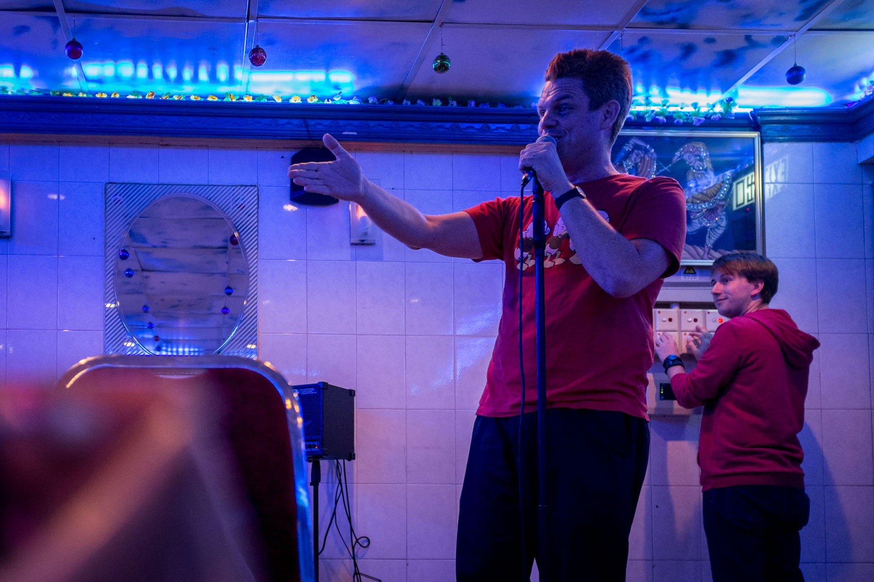 Chungking Mansions Comedy