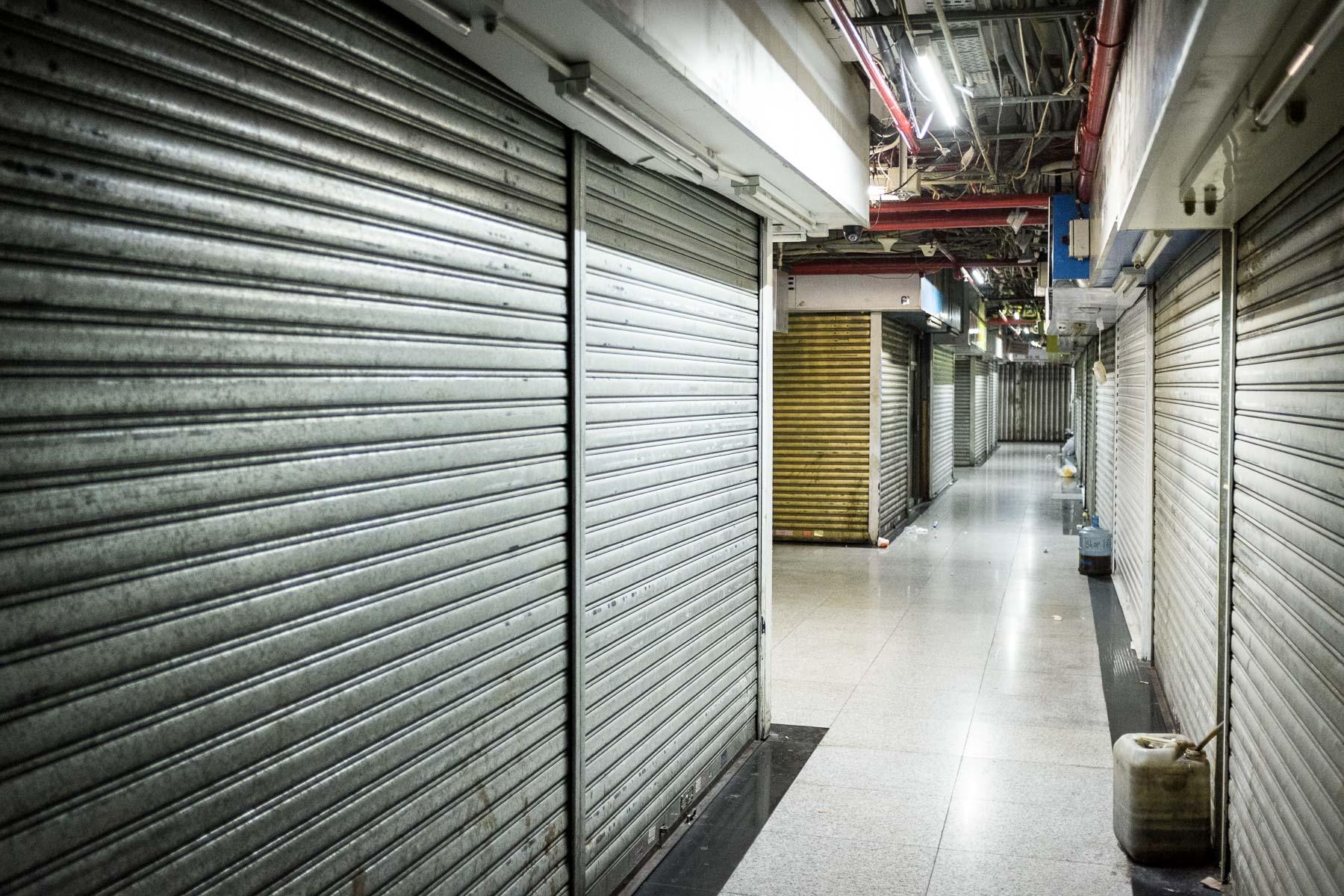 Chungking Mansions Hallway