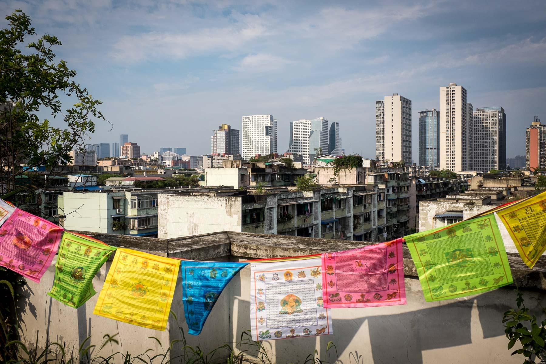 Chengdu Rooftop