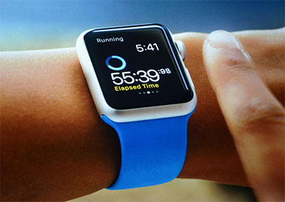 Running with Apple Watch