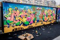 Toyato Chengdu Graffiti